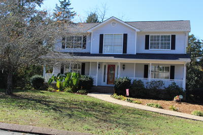 Ooltewah Single Family Home For Sale: 5405 Hunter Village Dr