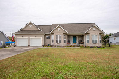 Ringgold Single Family Home Contingent: 235 Cornerstone Dr