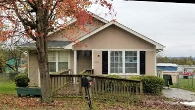 Chattanooga Single Family Home For Sale: 2205 Taylor St