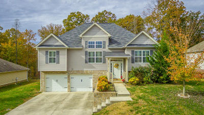 Ooltewah Single Family Home Contingent: 6215 Micasa Ln