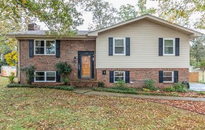 Hixson Single Family Home Contingent: 7320 Valley Ln