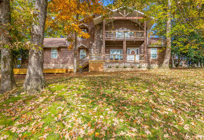Chattanooga Single Family Home For Sale: 8701 Hurricane Manor Tr