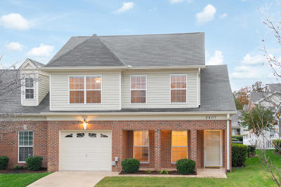 Chattanooga Single Family Home For Sale: 2407 Columbine Tr