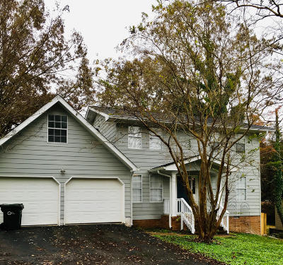 Chattanooga Single Family Home For Sale: 4901 Northwind Dr