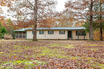 Chattanooga Single Family Home For Sale: 1053 Choctaw Tr