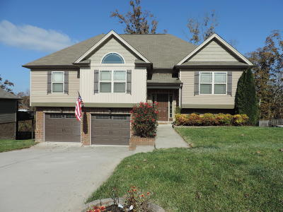 Ooltewah Single Family Home Contingent: 7329 Landlock Dr #1149