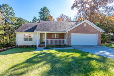 Ringgold Single Family Home Contingent: 167 Castleview Dr