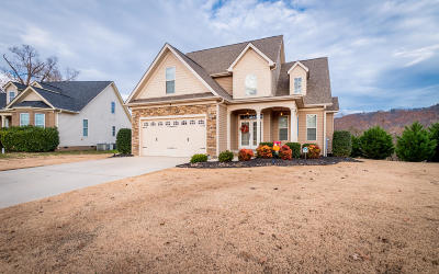 Ooltewah Single Family Home For Sale: 8547 Lexie Ln