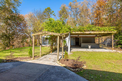 Single Family Home For Sale: 553 Old Chattanooga Valley Road