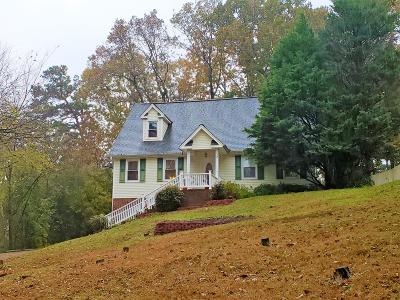 Cleveland Single Family Home For Sale: 2481 Valley Hills Tr