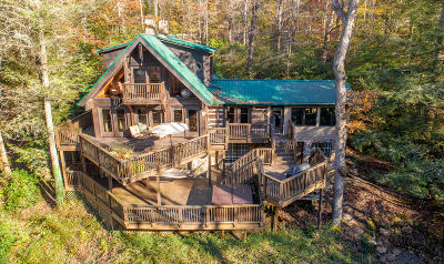 Signal Mountain Single Family Home Contingent: 6401 Sawyer Rd