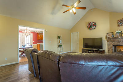 Soddy Daisy Single Family Home Contingent: 9639 Cool Way