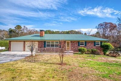Ringgold Single Family Home For Sale: 431 Hulsey Dr