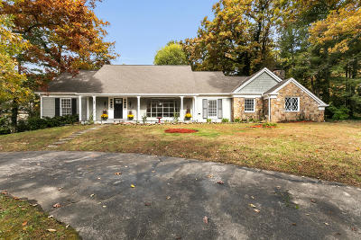 Signal Mountain Single Family Home For Sale: 42 Carriage Hill Dr