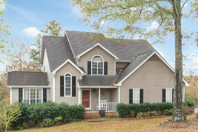 Hixson Single Family Home For Sale: 8910 Brookhill Dr