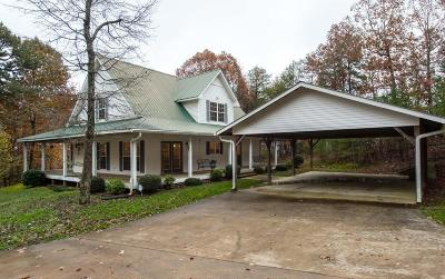 Soddy Daisy Single Family Home For Sale: 9907 Millsap Rd