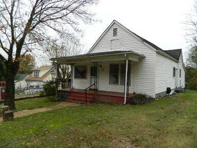 Chattanooga TN Single Family Home For Sale: $49,900