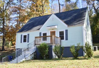 Chattanooga TN Single Family Home For Sale: $225,000