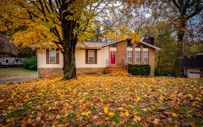 Chattanooga TN Single Family Home For Sale: $180,000