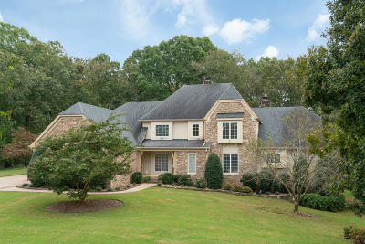 Hixson Single Family Home For Sale: 2019 Riverwood Dr