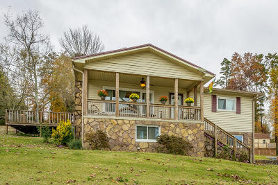Soddy Daisy Single Family Home For Sale: 533 Osage Dr