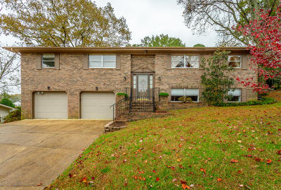 Chattanooga Single Family Home For Sale: 7329 Kenmoor Dr