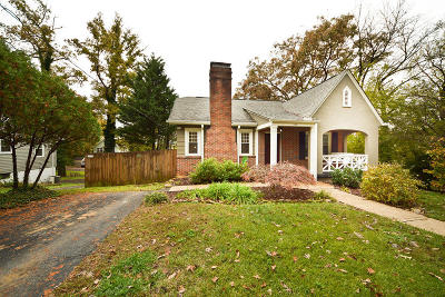 Chattanooga TN Single Family Home For Sale: $259,900