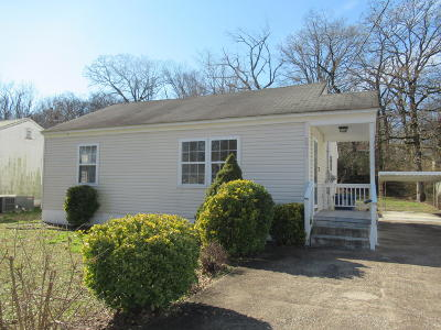 Chattanooga Single Family Home For Sale: 3971 Birmingham Dr