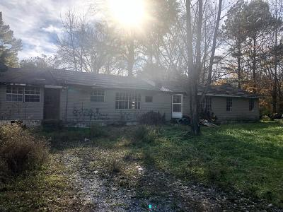 Cleveland Single Family Home For Sale: 148 NE Coffey Rd