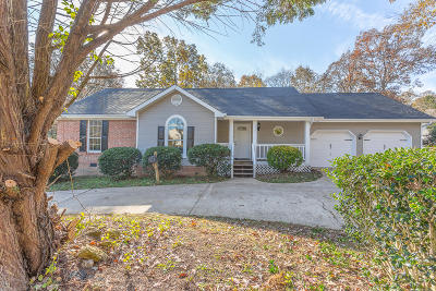 Ooltewah Single Family Home For Sale: 6003 Hunter Rd