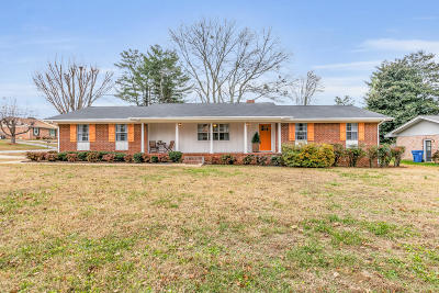 Chattanooga Single Family Home For Sale: 3946 Yorktown Rd
