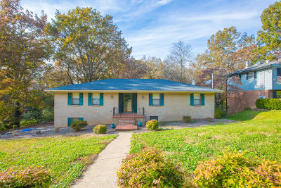 Hixson Single Family Home For Sale: 1011 Brynewood Park Dr