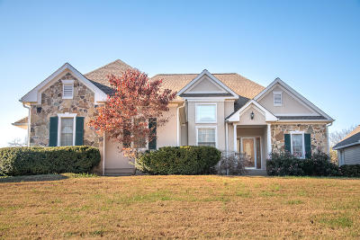 Georgetown Single Family Home Contingent: 11329 Ooltewah Georgetown Rd