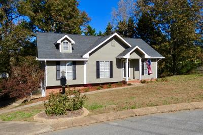 Chattanooga Single Family Home For Sale: 9224 Misty Ridge Dr