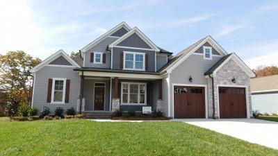 Soddy Daisy Single Family Home For Sale: 11289 Bent Creek Dr