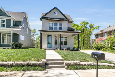 Chattanooga Single Family Home For Sale: 791 S Greenwood Ave