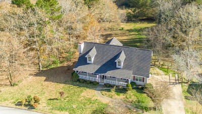 Ooltewah Single Family Home Contingent: 7211 Teaberry Ct