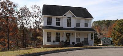 Ringgold Single Family Home Contingent: 675 Howard Leonard Rd
