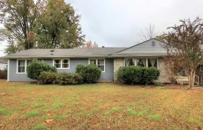 Chattanooga Single Family Home Contingent: 4007 Wiley Ave