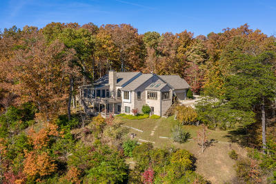 Marion County Single Family Home Contingent: 2320 Clifftops Ave