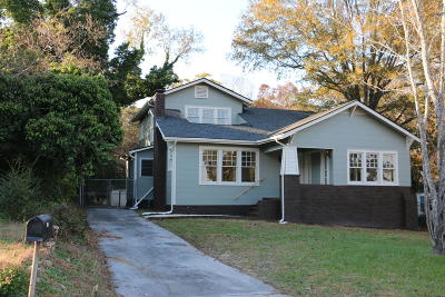 Chattanooga Single Family Home Contingent: 305 Peachbloom Dr