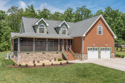 Soddy Daisy Single Family Home For Sale: 10363 Logstone Ln