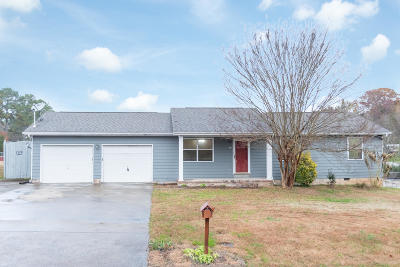 Ringgold Single Family Home Contingent: 141 Jason Dr
