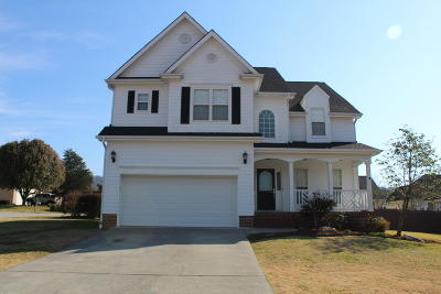 Ringgold Single Family Home For Sale: 43 Meadowstone Cir