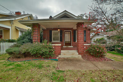 Chattanooga Single Family Home Contingent: 504 Young Ave