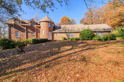 Ringgold Single Family Home Contingent: 715 Clearview Dr
