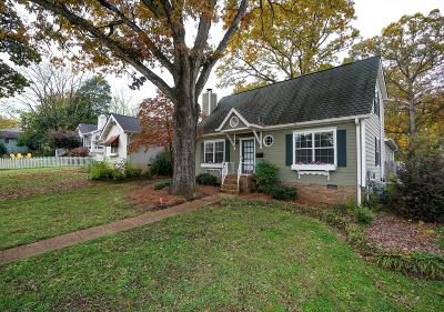 Chattanooga Single Family Home For Sale: 711 Young Ave