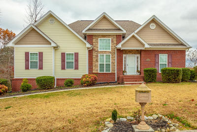 Ooltewah Single Family Home Contingent: 6212 Saab Dr