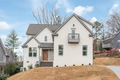 Chattanooga Single Family Home For Sale: 8606 Georgetown Trace Ln