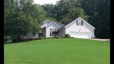 Ooltewah Single Family Home Contingent: 8940 Grey Mountain Dr